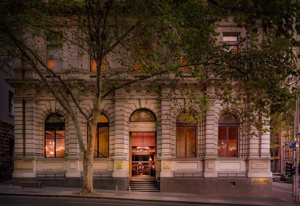 Melbourne Heritage Building